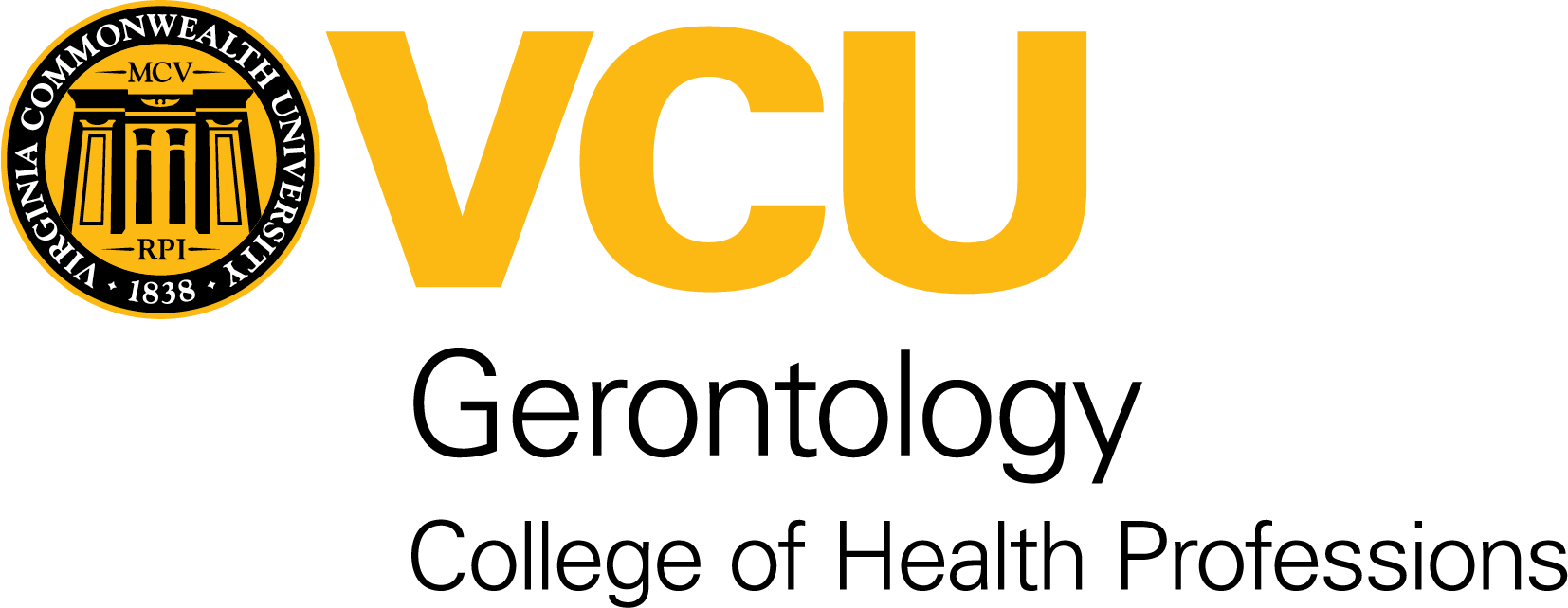 VCU Department of Gerontology's Webinar Platform